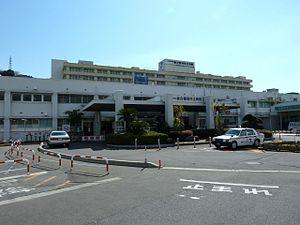 いわき市立総合磐城共立病院
